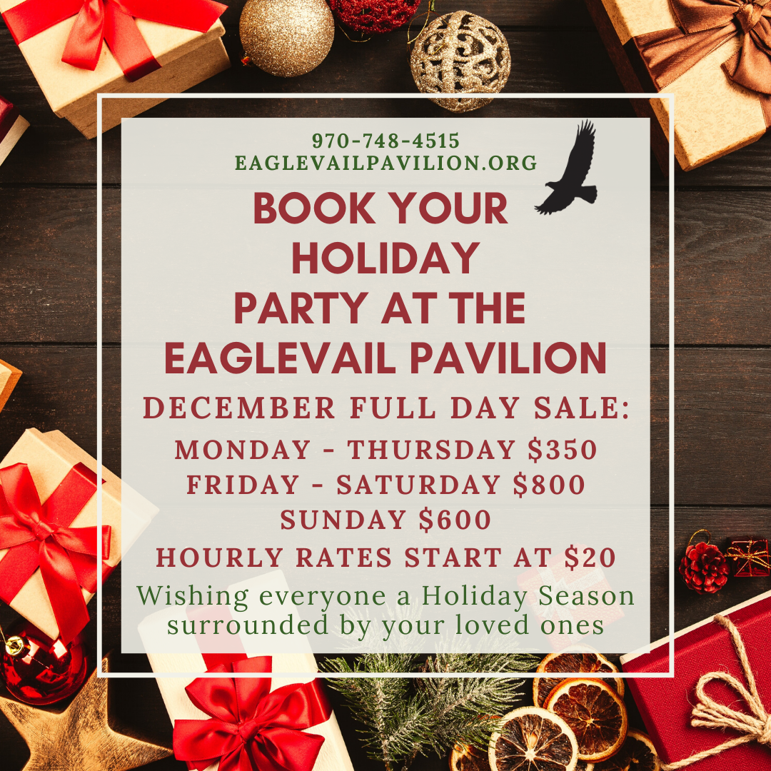 Holiday Party Savings!