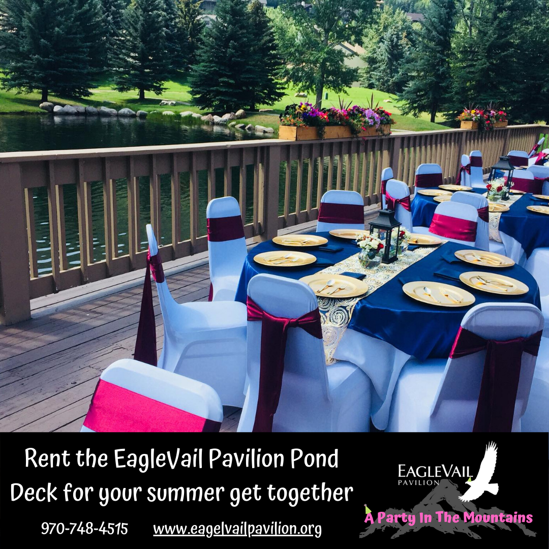 Rent The Deck Pond